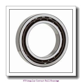 110 mm x 240 mm x 50 mm  NTN 7322B Angular Contact Ball Bearings