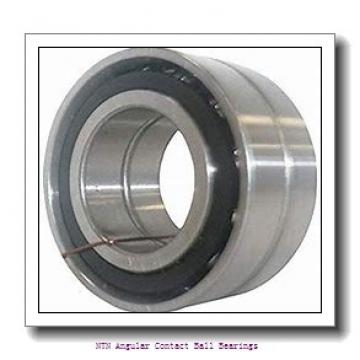 190,000 mm x 240,000 mm x 24,000 mm  NTN 7838 Angular Contact Ball Bearings