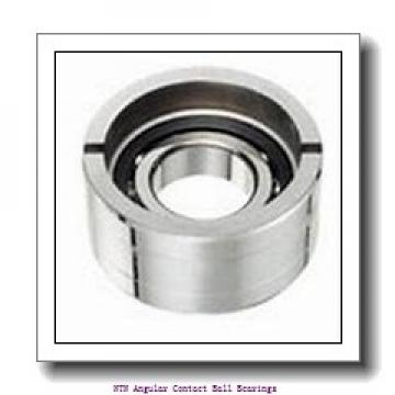 170,000 mm x 215,000 mm x 22,000 mm  NTN 7834 Angular Contact Ball Bearings