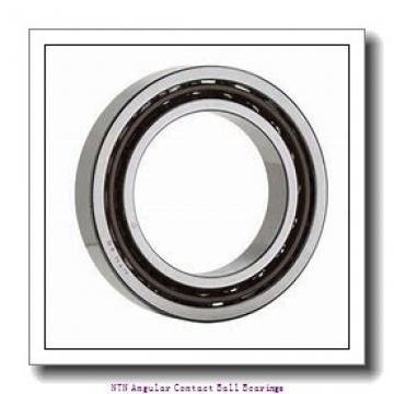 180 mm x 380 mm x 75 mm  NTN 7336 Angular Contact Ball Bearings