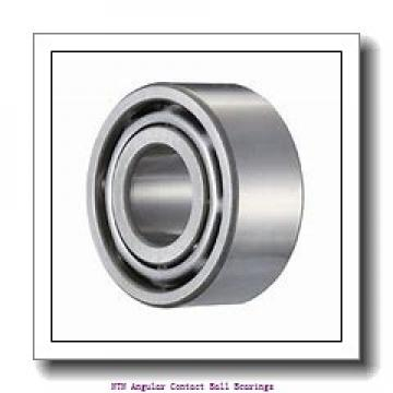 110,000 mm x 170,000 mm x 28,000 mm  NTN 7022B Angular Contact Ball Bearings