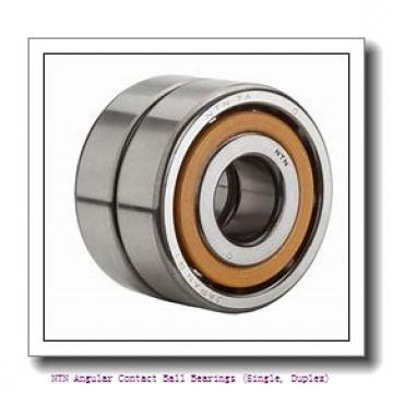 105 mm x 160 mm x 26 mm  NTN 7021 Angular Contact Ball Bearings (Single, Duplex)