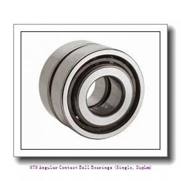 100 mm x 150 mm x 24 mm  NTN 7020 Angular Contact Ball Bearings (Single, Duplex)