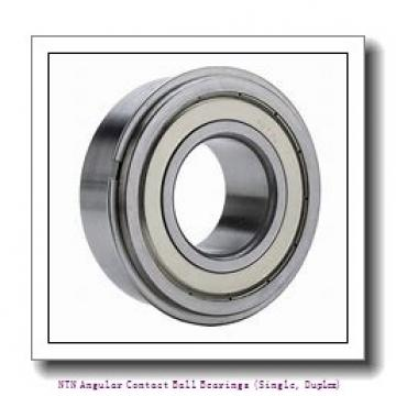 160 mm x 290 mm x 48 mm  NTN 7232B Angular Contact Ball Bearings (Single, Duplex)
