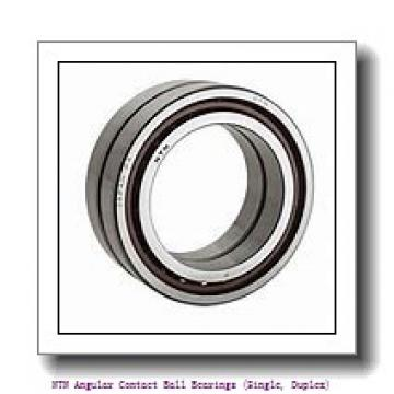 260,000 mm x 369,500 mm x 46,000 mm  NTN SF5206 Angular Contact Ball Bearings (Single, Duplex)