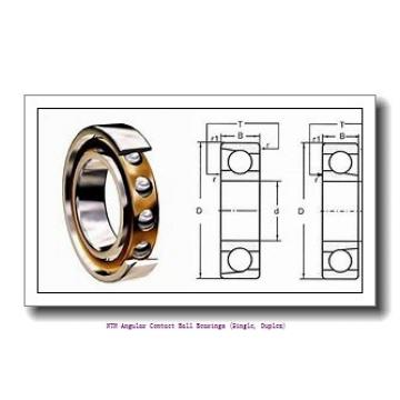 190,000 mm x 255,000 mm x 33,000 mm  NTN SF3806 Angular Contact Ball Bearings (Single, Duplex)