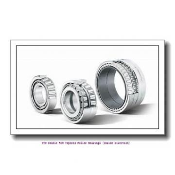 NTN CRD-6409 Double Row Tapered Roller Bearings (Inside Direction)