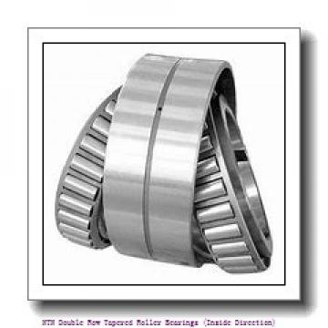 340 mm x 580 mm x 190 mm  NTN 323168 Double Row Tapered Roller Bearings (Inside Direction)