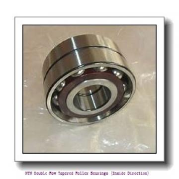 NTN CRD-4811 Double Row Tapered Roller Bearings (Inside Direction)
