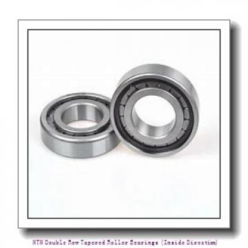 360 mm x 600 mm x 192 mm  NTN 323172 Double Row Tapered Roller Bearings (Inside Direction)